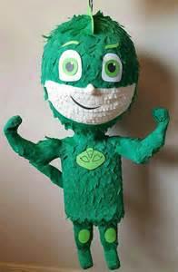 pinata inspired pj mask gekko