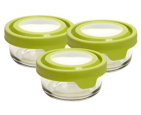 glass food storage containers made in usa anchor hocking trueseal glass 1 cup food storage