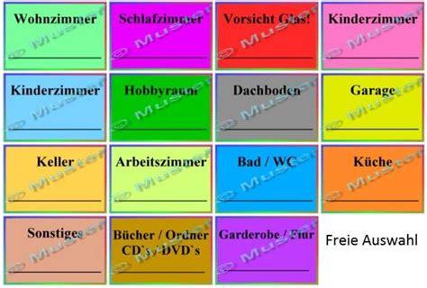 Umzugskarton Aufkleber Vorlage 42 etiketten beschriftung umzugskartons kartonaufkleber