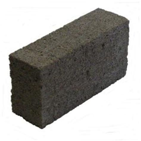 8 in x 4 in x 2 in cement brick 6031011 the home depot