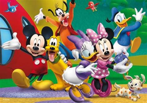 Noddy Wall Stickers donald duck mickey mouse pluto cinderella wallpapers