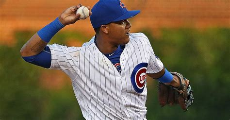 starlin castro benched cubs look like playoff contenders with starlin castro