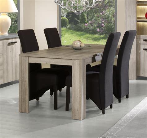 table et chaises salle à manger salle a manger complete blanc laque but