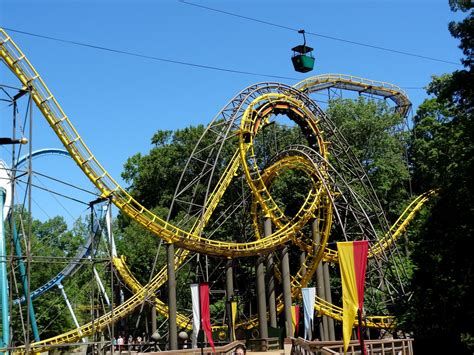 Busch Gardens New Coaster by Busch Gardens Williamsburg Coasters Reviewed Coaster101