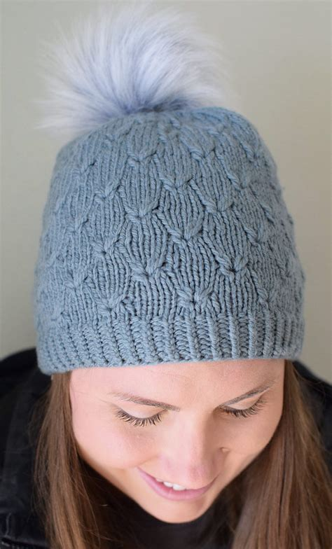 knitting beanie beanie hat knitting patterns in the loop knitting