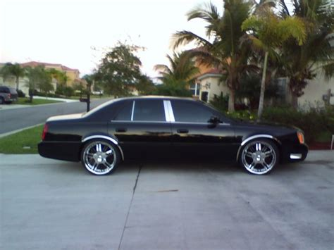 skurrr  cadillac deville specs  modification info  cardomain