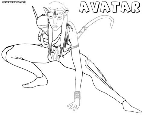 Avatar Coloring Pages avatar coloring pages coloring pages to and print
