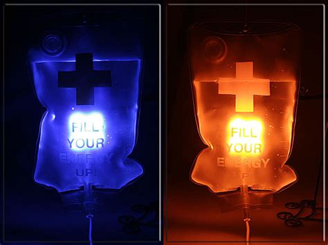 usb drip led light
