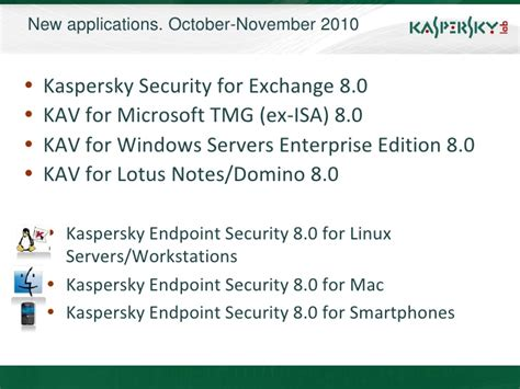 Jual Kaspersky Antivirus For Windows Servers Enterprise Edition security in corporate environment