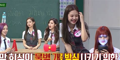 blackpink knowing brother knowing brother ส งพร ว วแรกของ blackpink