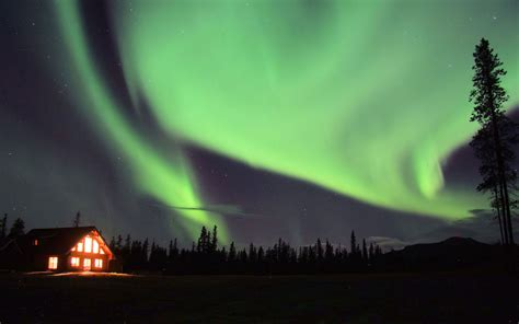 northern lights hotel best hotels for northern lights sightings travel leisure