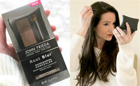 How To Blend Hair Roots | blend hair roots at home with this affordable solution