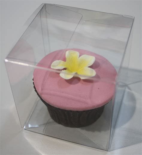 Acetate For Cake Decorating by Acetate Wedding Cup Cake Boxes
