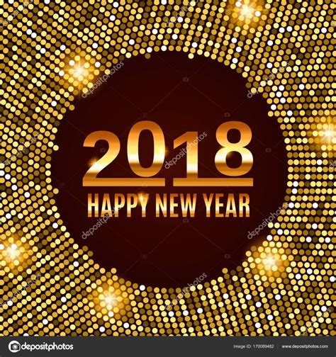new year parade bc 2018 new year 2018 celebration background stock vector