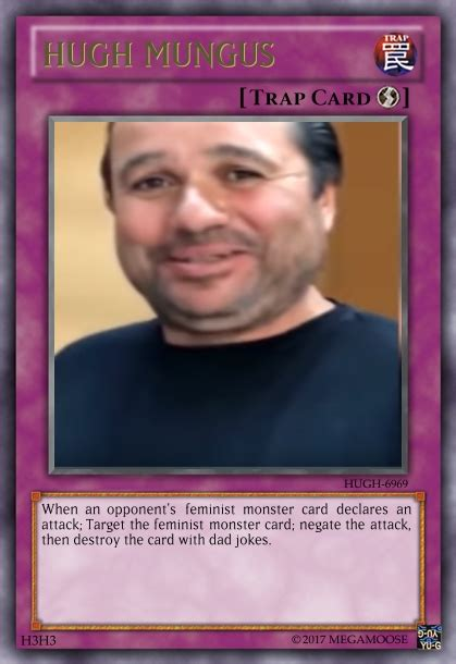 Trap Card Meme - you activated my trap card h3h3productions