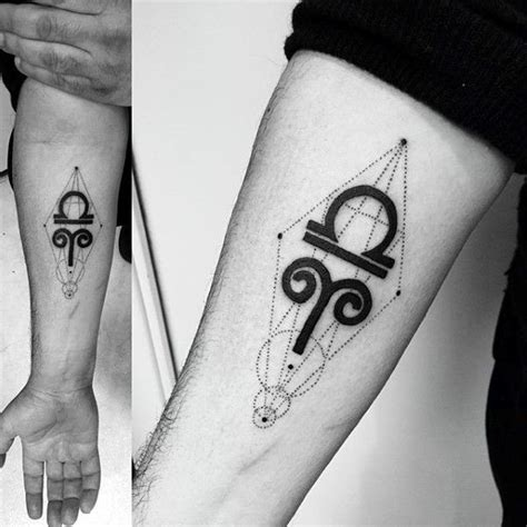 inner forearm tattoos for men 25 best ideas about geometric tattoos on