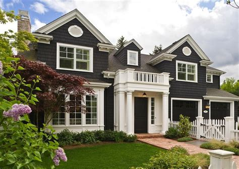 exterior house paint colors with black trim the exterior color with white trim adrian