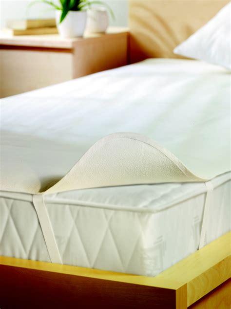 lebensdauer matratze matratzenschoner