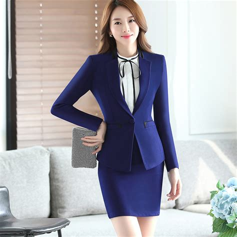 Set Blouse Rok Best Seller Realpict Cantik aliexpress buy lenshin blue two set