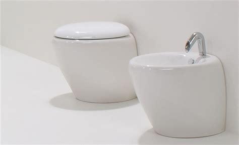 Glass Wall Bathroom wc and bidet