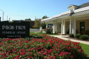 home pugh funeral home serving asheboro randleman troy