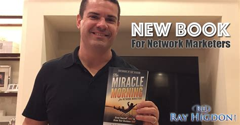 Pdf Miracle Morning Network Marketers Marketing by Book The Miracle Morning For Network Marketers