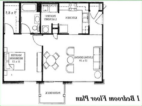 open floor plans 1 story space efficient house plans floor plan one story brick home floor plans bedroom