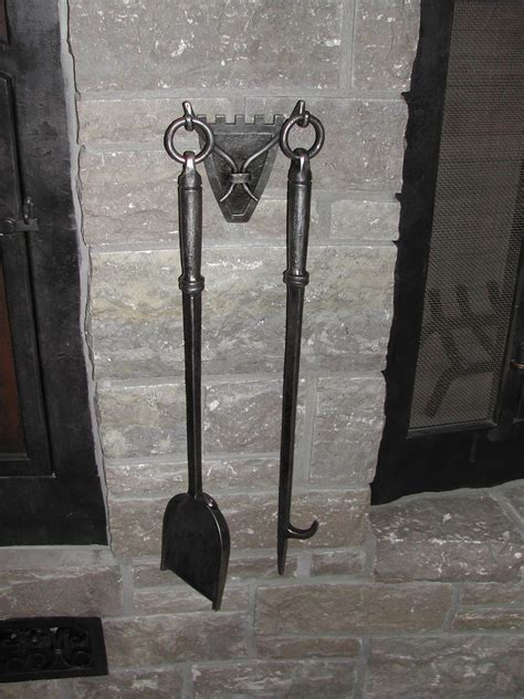 Handmade Fireplace Tools - made fireplace tools by brian hughes artist