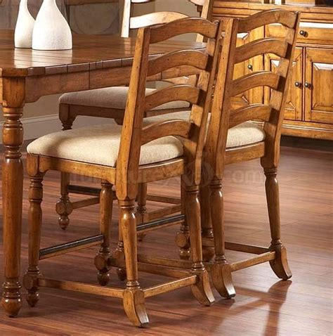 Broyhill Attic Heirlooms Bar Stools by Broyhill Attic Heirlooms Heritage Ladderback Counter