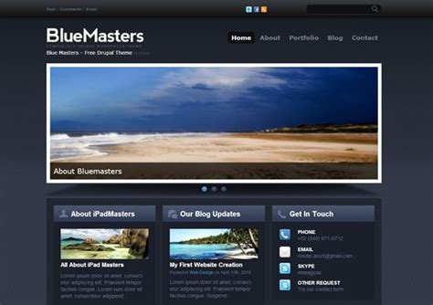 slideshow themes drupal 75 best free premium drupal themes of 2014 savedelete