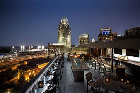 top bars in cincinnati top of the park downtown cincinnati