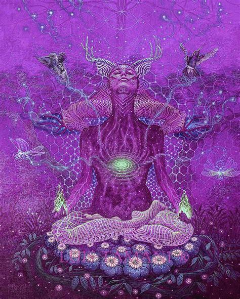 violet flame daily saint germains mantra