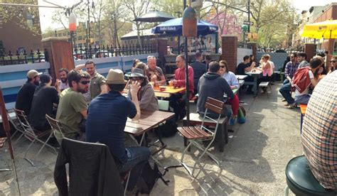 backyard bar brooklyn brooklyn bars with outdoor space zombie hut and more