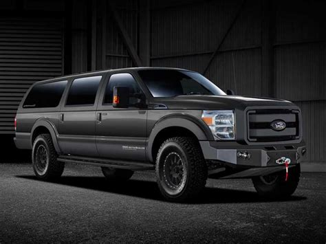 2018 Ford Excursion Conversion For Sale, Full Size SUV