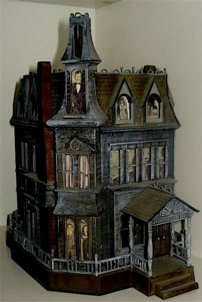 the doll family house image of the day the addams family mansion as a doll
