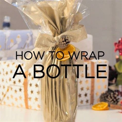 how to wrap a gift gift wrapping guide how to wrap a bottle bottle wraps