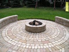 Circular Patio Designs 1000 Ideas About Circular Patio On House Landscape Brick Paving And Flagstone