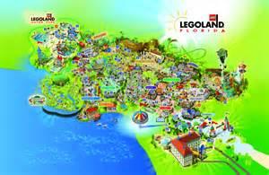 map legoland florida legoland florida map images