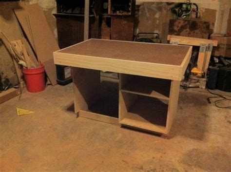 dead flat assembly table assembly table by ilyac lumberjocks com woodworking