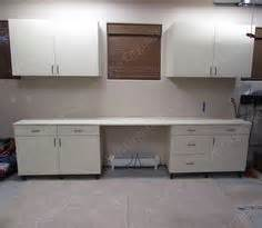 Garage Cabinets White Melamine 1000 Images About White Garage Cabinets On