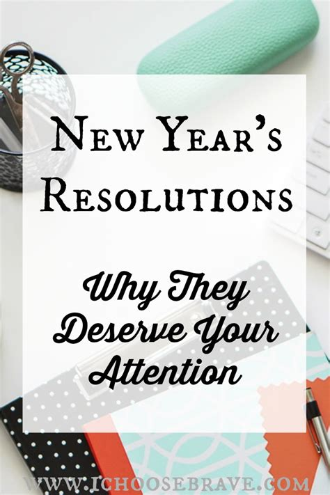 new year why new year s resolutions why they deserve your attention