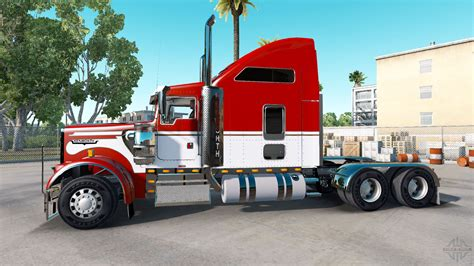 the truck the skin army on the truck kenworth w900 for