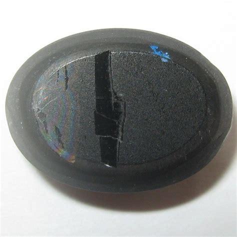 Cats Eye Sillimanite 374 Cts batu mulia cats eye sillimanite greyish black 5 19 carat