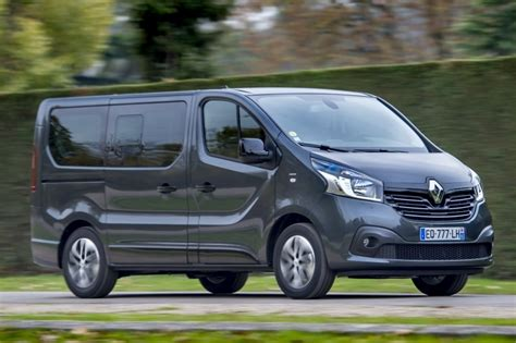 2019 Renault Trafic by 2019 Renault Trafic Car Review 2019