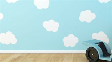 wallpaper childrens room colored wallpapers for children s room with motifs