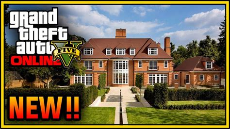 houses online gta 5 online mansion apartment house customization dlc