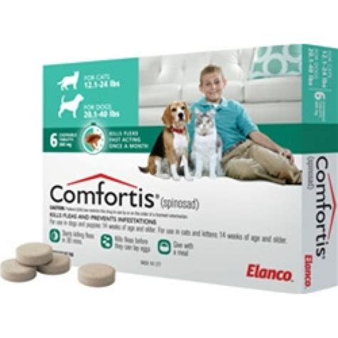 comfortis for puppies comfortis tablets for medium dogs 9 to 18kg 6 pack only 63 40 free fast delivery