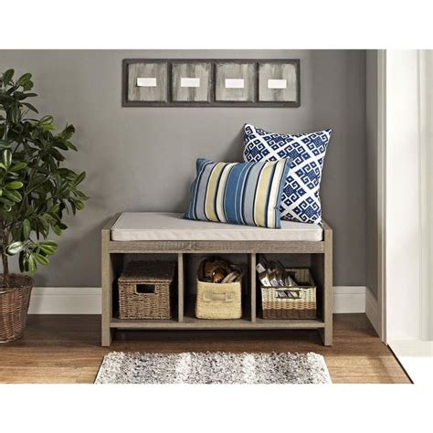 expedit bench cushion 17 best ideas about storage bench with cushion on