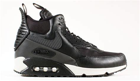 air max 90 sneaker boot nike air max 90 sneakerboot black magnet grey sole