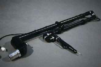 Tabung Co Laser vertikal mesin rf tabung co2 pecahan laser medis mesin